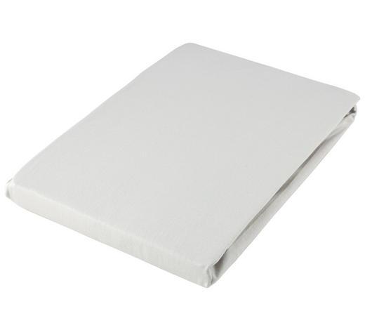 SPANNLEINTUCH 90/190 cm - Silberfarben, Basics, Textil (90/190cm) - Fussenegger