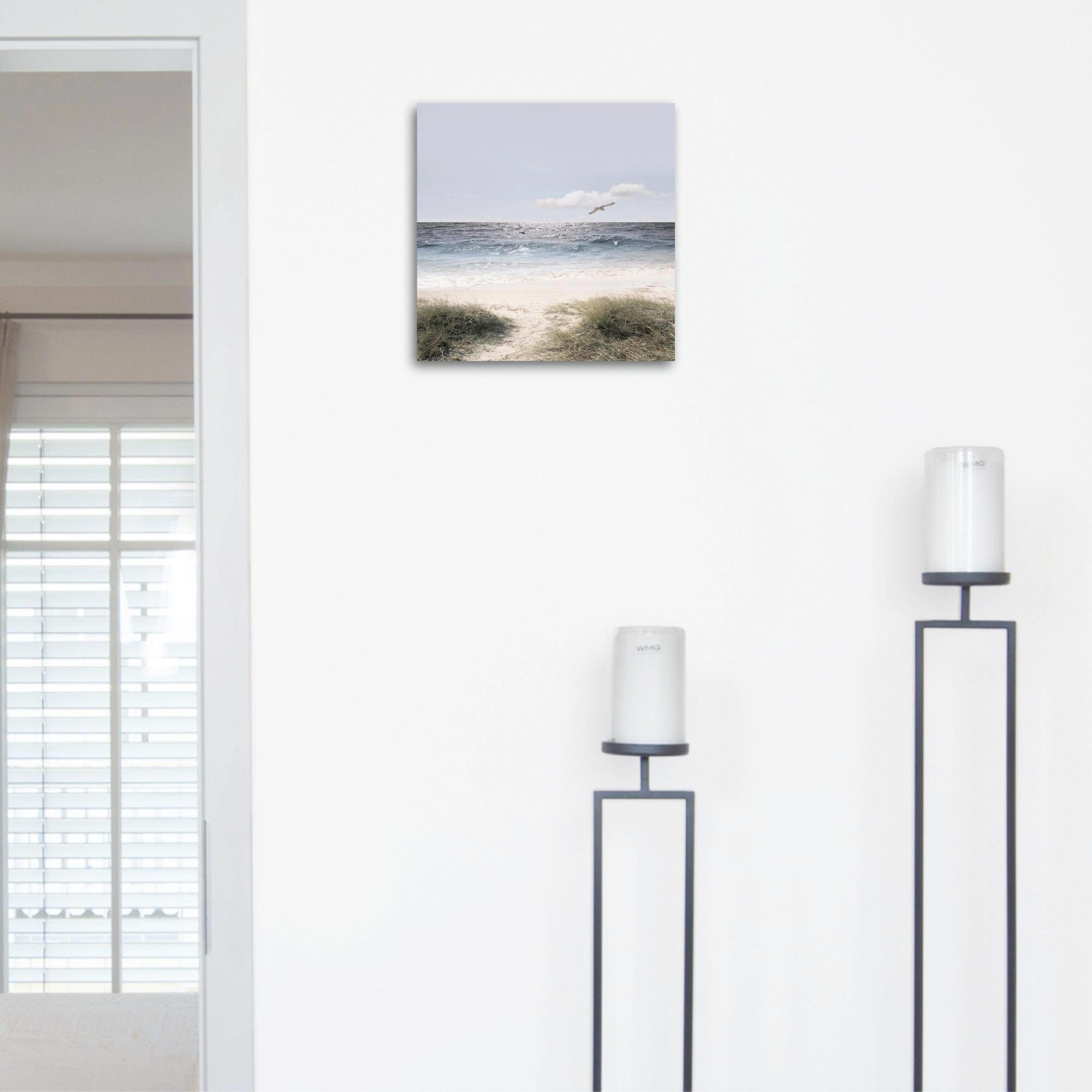 GLASTAVLA - multicolor, Basics, glas (20/20/1,70cm) - EUROGRAPHICS