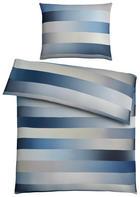 POVLEČENÍ - šedá/modrá, Design, další přírodní materiály/textil (140/200cm) - Joop!