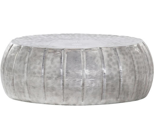 COUCHTISCH in Metall  85/32 cm - Alufarben, Design, Metall (85/32cm) - Carryhome