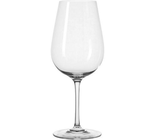 ROTWEINGLAS - Klar, KONVENTIONELL, Glas (9/23cm) - Leonardo