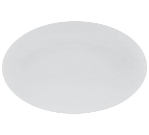 SERVÍROVACÍ PODNOS - bílá, Design, keramika (40/26cm) - Seltmann Weiden