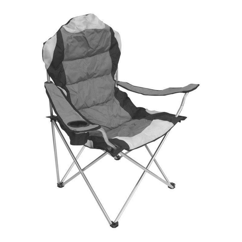 XXXL CAMPINGSESSEL, Weiß | Baumarkt > Camping und Zubehör > Campingmöbel | Textil | XXXL Shop