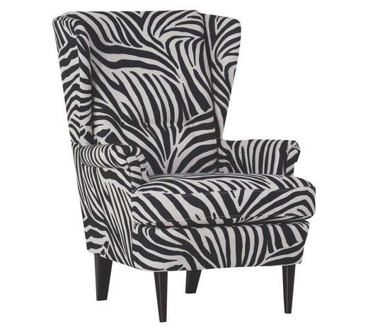 Sessel Flachgewebe Schwarz Weiß Online Kaufen Xxxlutz