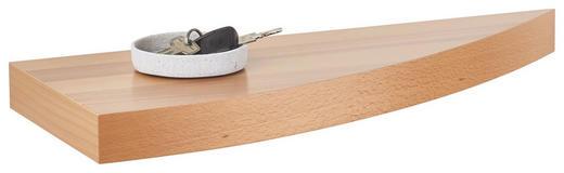 WANDBOARD in 60/25/4,6 cm Buchefarben - Buchefarben, Basics, Holz (60/25/4,6cm)