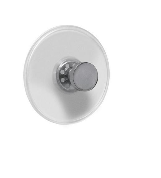 KUKICA ZA RUČNIK - prozirno, Konvencionalno, metal/plastika (0,69cm) - Kleine Wolke