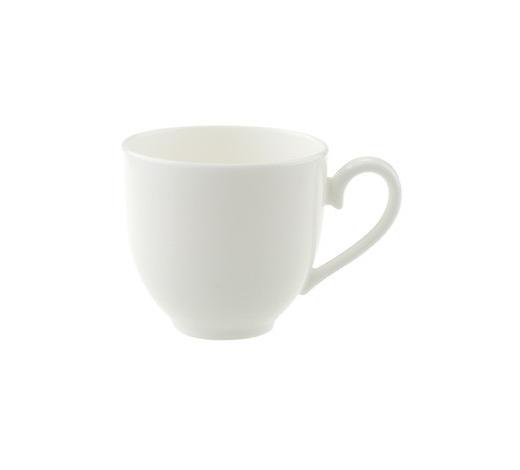 ESPRESSOTASSE 100 ml - Weiß, KONVENTIONELL, Keramik (0,1l) - Villeroy & Boch