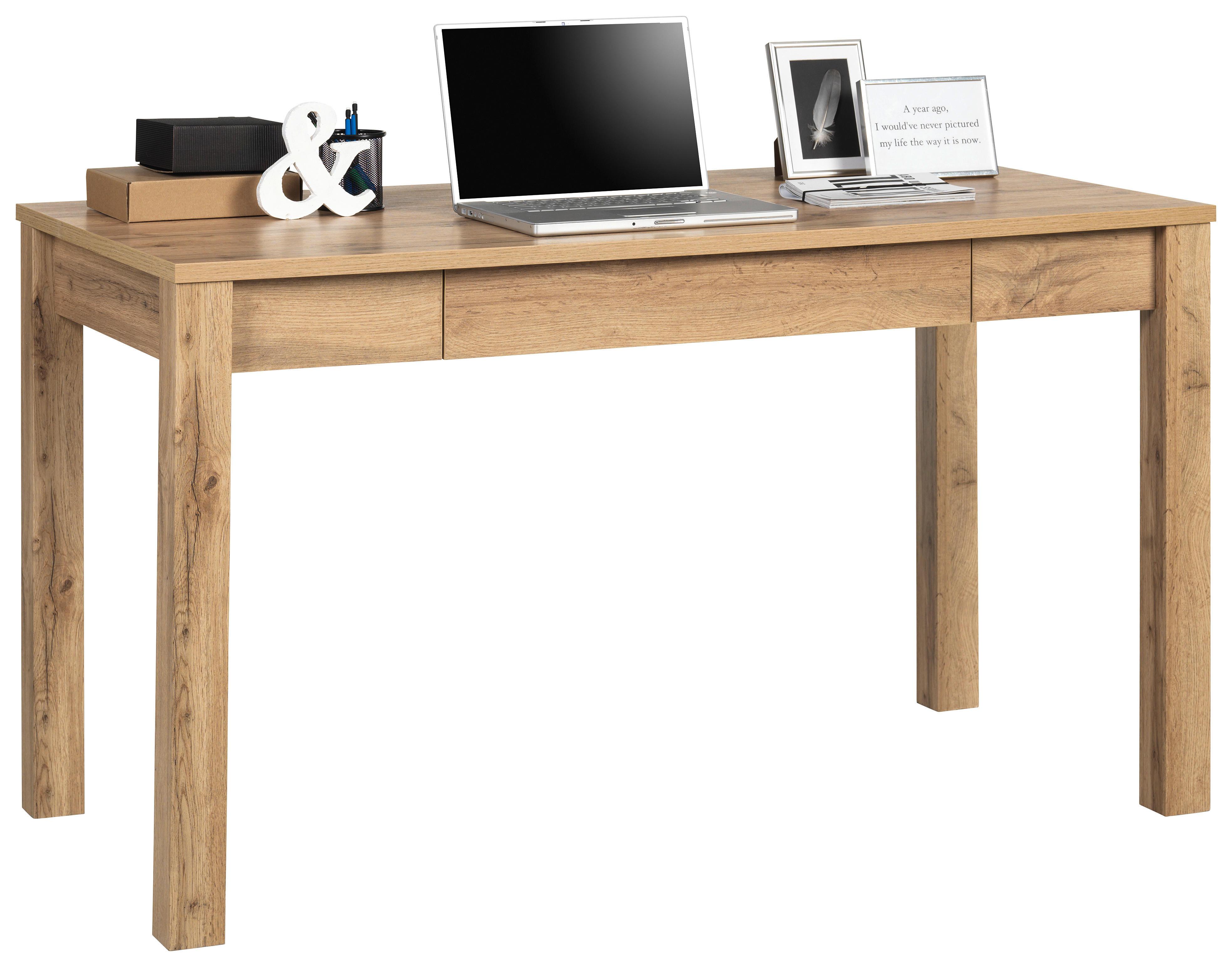 Schreibtisch Neptun Wildeiche Nachbildung