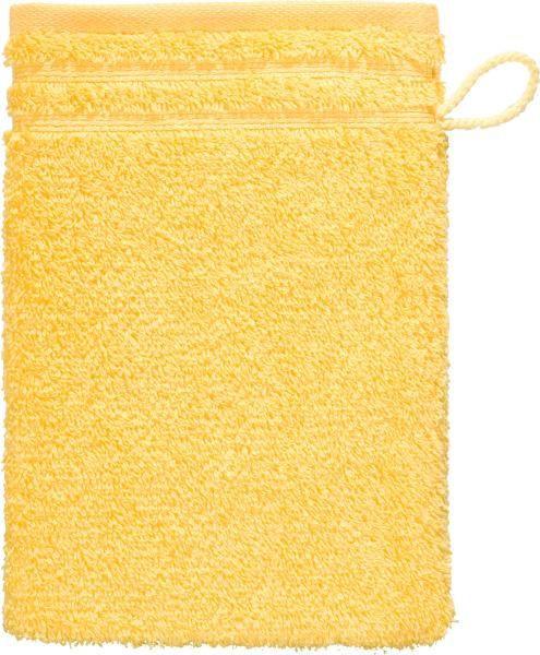 ROKAVICA ZA UMIVANJE CALYPSO - rumena, tekstil (22/16cm) - VOSSEN