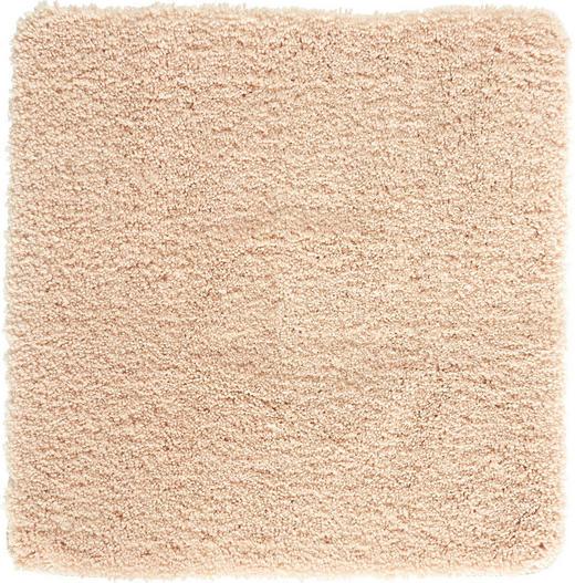 BADEMATTE in Beige 50/50 cm - Beige, Basics, Weitere Naturmaterialien/Textil (50/50cm) - Esposa