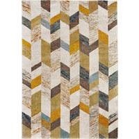 WEBTEPPICH - Multicolor, KONVENTIONELL, Textil (80/150cm) - Novel