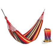 HÄNGEMATTE Naturfaser Multicolor - Multicolor, Basics, Textil (80/190cm)