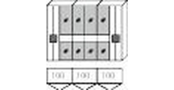 DREHTÜRENSCHRANK in furniert, massiv, Sperrholz Wildeiche Eichefarben - Eichefarben/Braun, Natur, Holz/Holzwerkstoff (301.9/223.3/62cm) - Valnatura