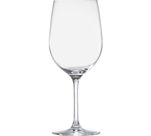 KOZAREC ZA RDEČE VINO CIAO+ - prozorna, Konvencionalno, steklo (23cm) - Leonardo