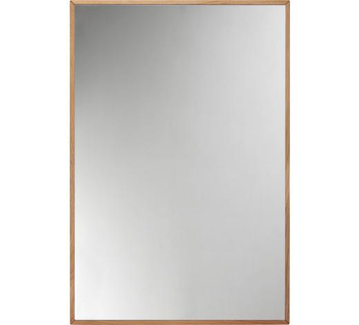 SPIEGEL Eiche Eichefarben  - Eichefarben, Design, Glas/Holz (60/90/2,2cm) - Valnatura