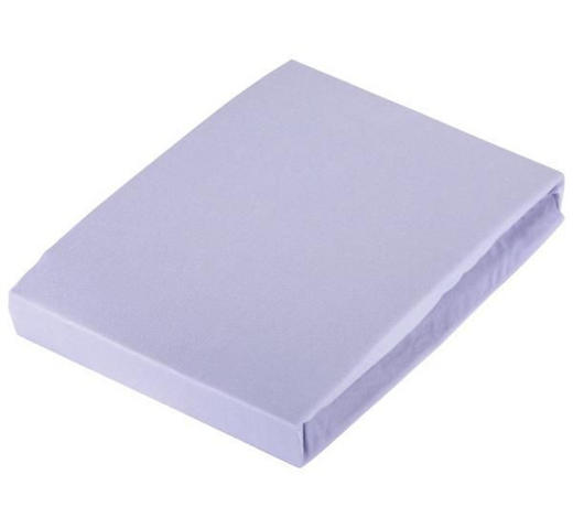 SPANNLEINTUCH 150/200 cm - Violett, Basics, Textil (150/200cm) - Novel