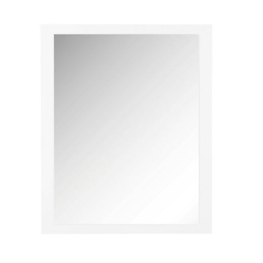 SPIEGEL - Weiß, Basics, Glas/Holzwerkstoff (58,5/71,7/19cm) - XORA
