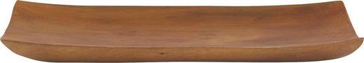 SNACKSCHALE - Akaziefarben, Basics, Holz (30/12/2,5cm) - Homeware