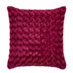 Zierkissen Rose - Beere, ROMANTIK / LANDHAUS, Textil (45/45cm) - James Wood