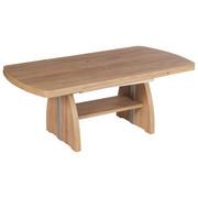 COUCHTISCH in Holzwerkstoff 110(160)/68/51-70 cm - Eichefarben, Design, Holzwerkstoff (110(160)/68/51-70cm) - Cantus