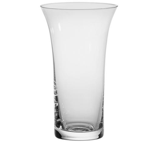VASE  - Klar, Basics, Glas (25,5cm) - Bohemia