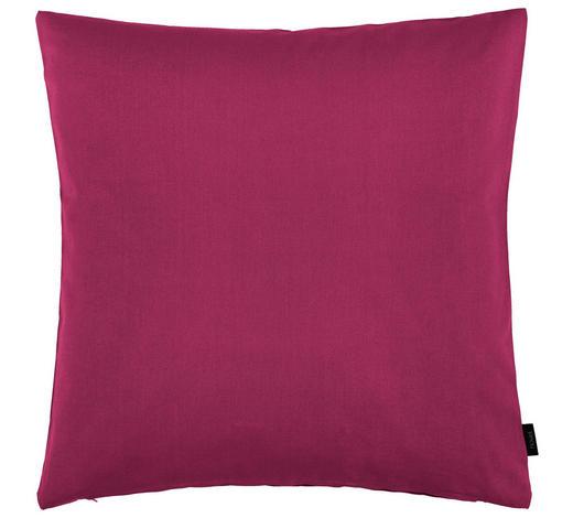 KISSENHÜLLE - Lila, Basics, Textil (60/60cm) - Novel