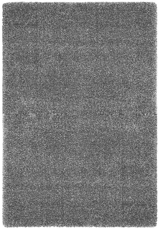 HOCHFLORTEPPICH  120/120 cm   Grau - Grau, Basics, Textil (120/120cm) - Novel