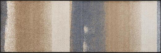 FUßMATTE 60/180 cm Graphik Beige - Beige, Kunststoff/Textil (60/180cm) - Esposa