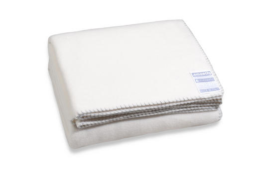WOHNDECKE 140/190 cm Creme - Creme, Basics, Textil (140/190cm) - Zoeppritz