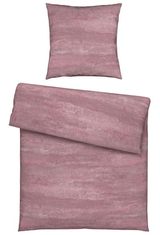 BETTWÄSCHE Jersey Rosa 155/220 cm - Rosa, Design, Textil (155/220cm) - Novel