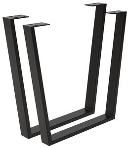 BORDSUNDERREDE - svart, Design, metall (78/72/7,5cm) - Valdera