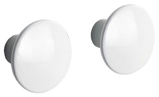 GRIFF Weiß - Weiß, Design (3cm) - Carryhome