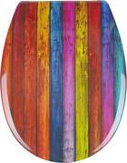 WC SEDÁTKO - Multicolor, Basics, umělá hmota (37,3/3,5/44,3cm) - Celina