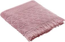 DUSCHTUCH 70/130 cm - Rosa, Design, Textil (70/130cm) - Esposa