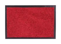 Schmutzfangmatte 40/60 cm  - Rot, KONVENTIONELL, Textil (40/60cm) - Esposa