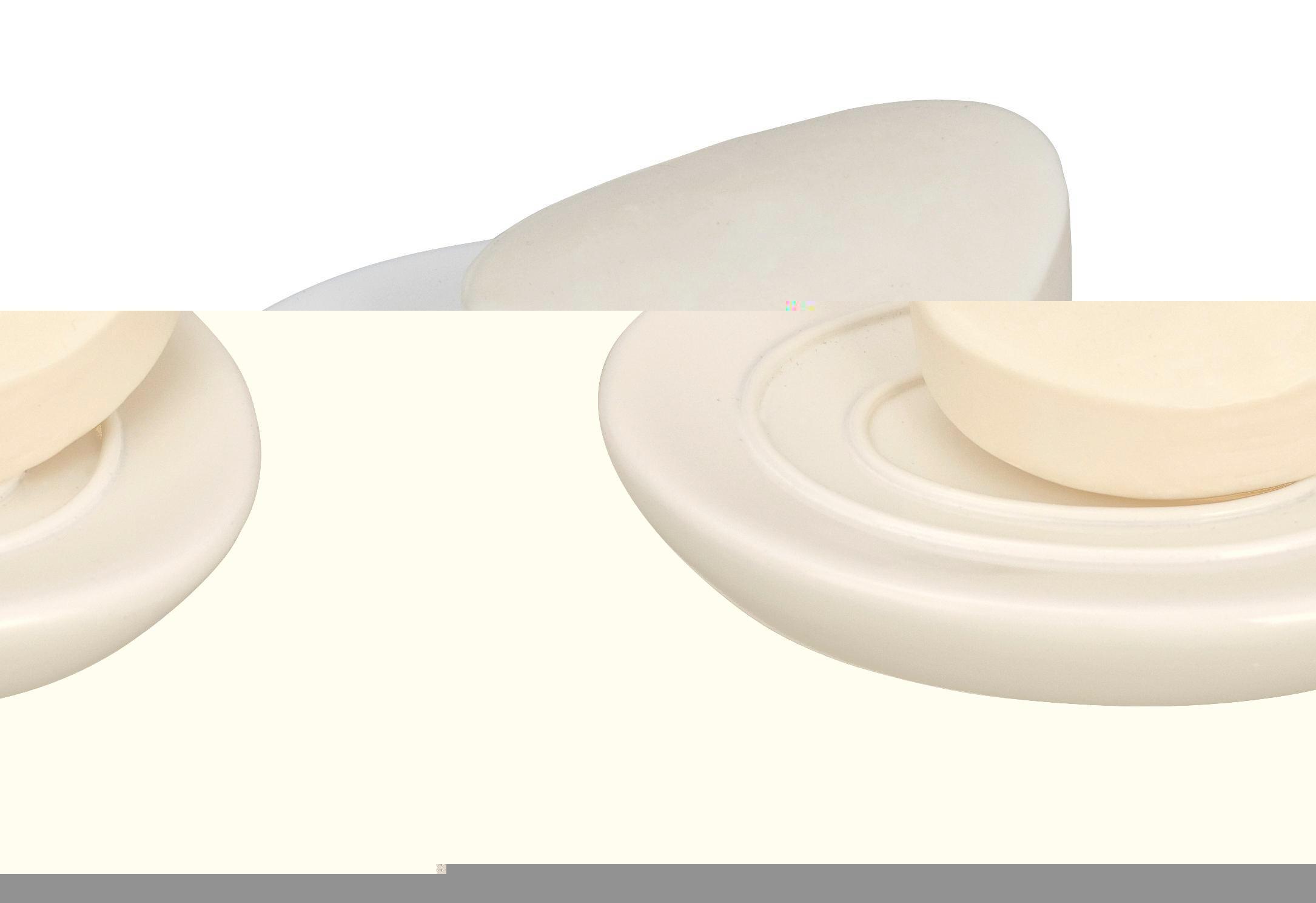 SEIFENSCHALE - Weiß, Kunststoff (12.5/9.5/10.7cm)