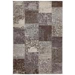 VINTAGE-TEPPICH Venezia 245-1335  - Grau, Textil (140/190cm) - Novel