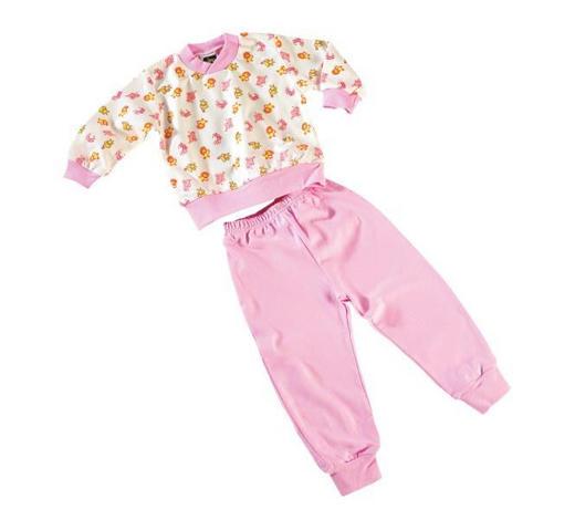 SCHLAFANZUG - Multicolor, Basics, Textil (80-98null) - Dimotex