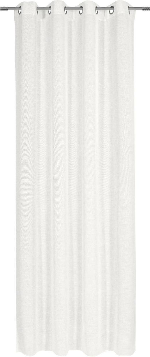 ÖSENSCHAL  halbtransparent  140/245 cm - Naturfarben, KONVENTIONELL, Textil (140/245cm) - Esposa