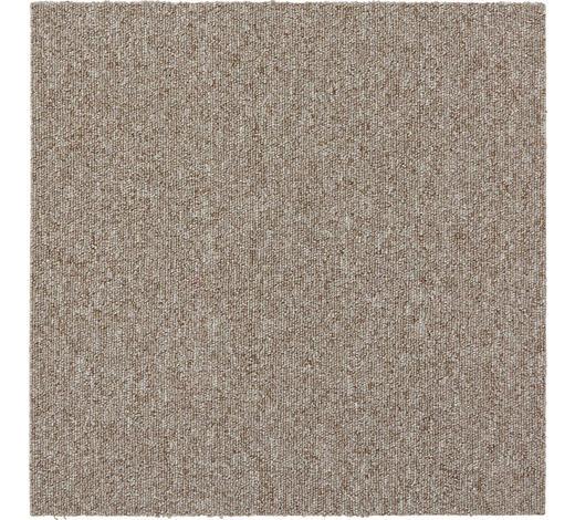 TEPPICHFLIESE - Beige, KONVENTIONELL, Textil (50/50cm) - Esposa