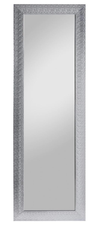 SPIEGEL Silberfarben - Silberfarben, Design, Glas/Kunststoff (50/150cm) - Carryhome