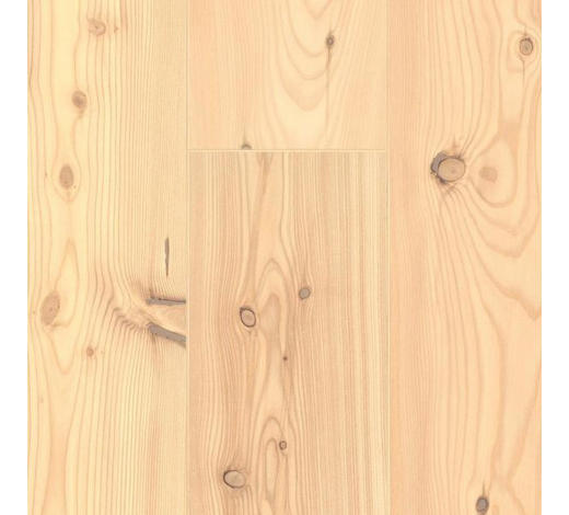 Parkett Landhausdiele Lärche  per  m²  - Lärchefarben, LIFESTYLE, Holz (185/16,1/1,4cm) - Ambiente