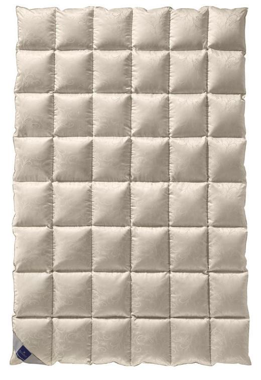 POPLUN CJELOGODIŠNJI - šampanjac, Basics, tekstil (135-140/200cm) - Billerbeck