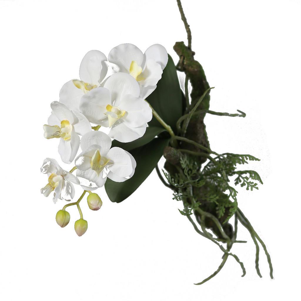 XXXLutz Dekostrauß orchidee