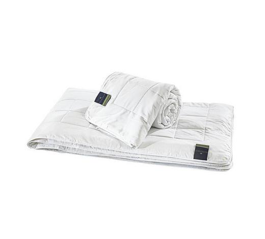 POLETNA PREŠITA ODEJA SARI S - bela, Konvencionalno, tekstil (135/200cm) - Billerbeck