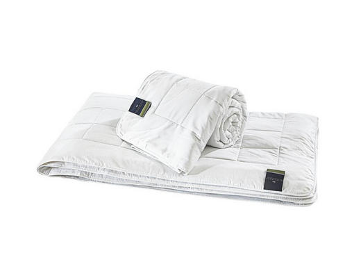 POPLUN LJETNI - bijela, Basics, tekstil (135/200cm) - BILLERBECK