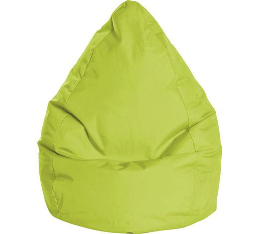 SITZSACK Grün  - Grün, Design, Textil (80/130/80cm) - Carryhome