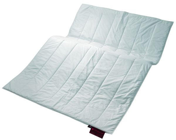 Ganzjahresssbett Royal Duo  200/220 cm - Weiß, Textil (200/220cm) - CENTA-STAR