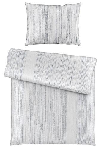 BETTWÄSCHE 140/200 cm - Silberfarben, KONVENTIONELL, Textil (140/200cm) - Novel