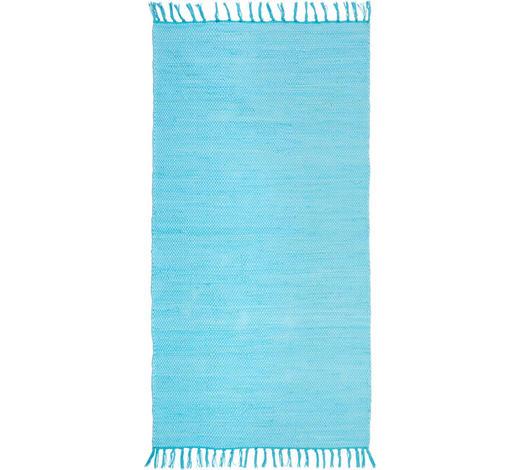 FLECKERLTEPPICH 60/120 cm - Blau, Trend, Textil (60/120cm) - Boxxx